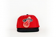 MItchell & Ness Miami Heat Cap