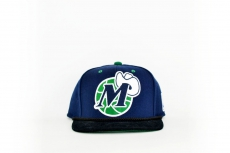 Mitchell & Ness Cap Cowboys navy / black / green