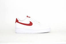 Nike Wmns Air Force weiß / rot / gold