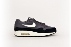 Nike Air Max 1 schwarz / grau / weiß