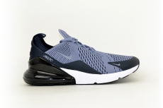 Nike AIR MAX 270 grau / grey schwarz / black