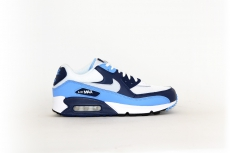 Nike Air Max 90 Essential blau / weiß