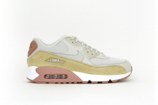 Nike Damen Air Max 90 beige / grau / rose