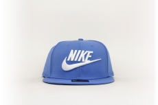 Nike Adult Unisex Cap Logo Light Blue Hellblau